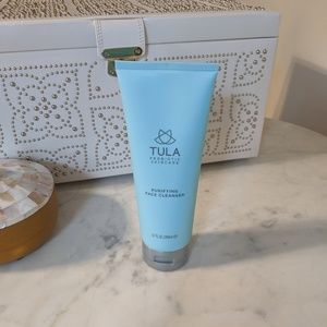 Tula probiotic face cleanser brand new